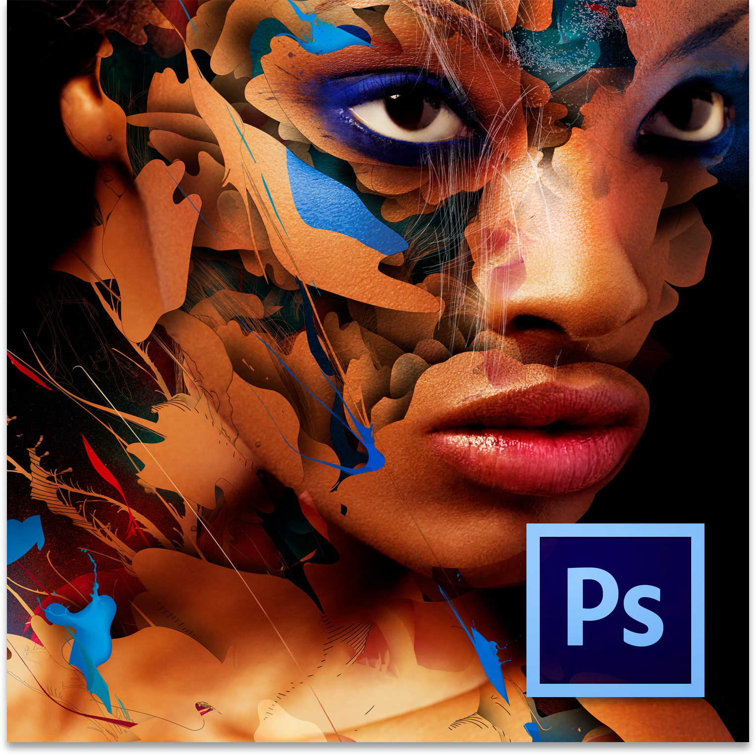 ADOBE Photoshop CS6 Extended for Windows.