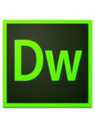 Adobe Dreamweaver logo