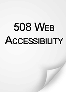 Open Source Section 508 Accessibility logo